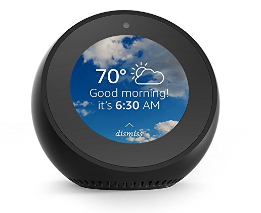 Echo Spot - Get $40 Off When You Buy 2!