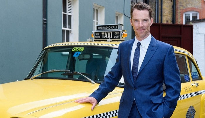 sherlock star saves cyclist