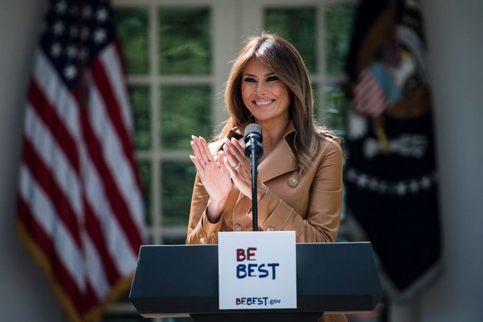 Melania Trump undergoes surgery