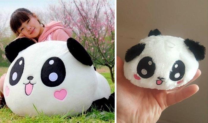 tiny panda toy