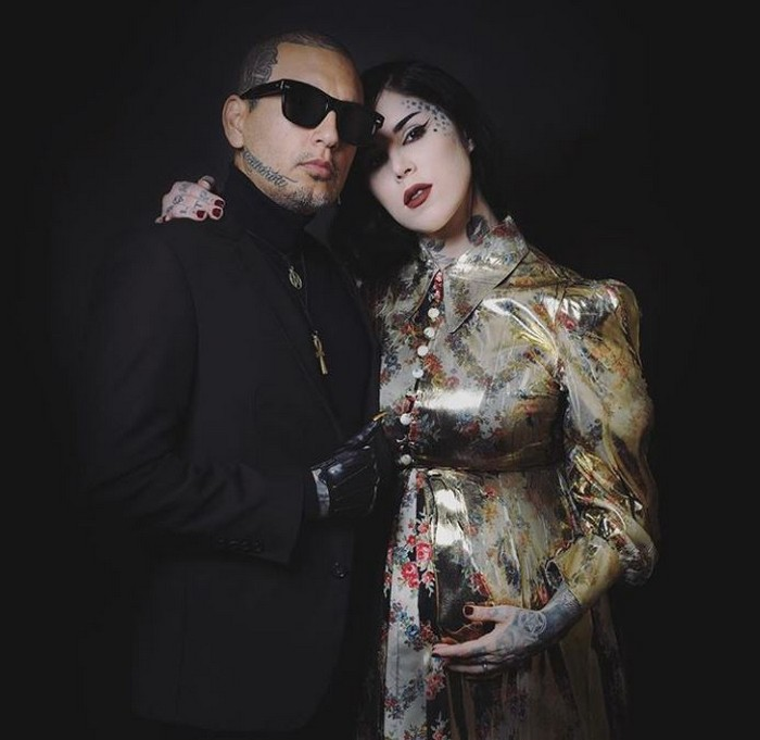 Kat Von D's anti vaxx announcement