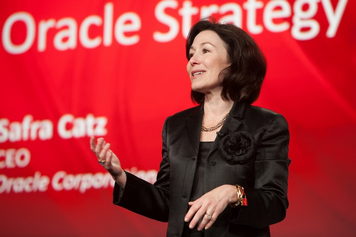 Safra Catz – CEO of Oracle Corporation