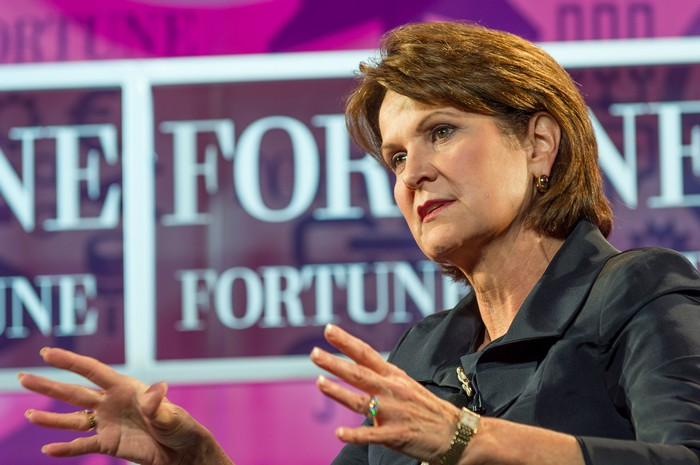 Marillyn Hewson - Chairman, President, and CEO of Lockheed Martin