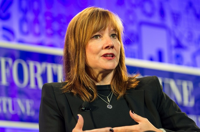 Mary Barra – CEO of General Motors