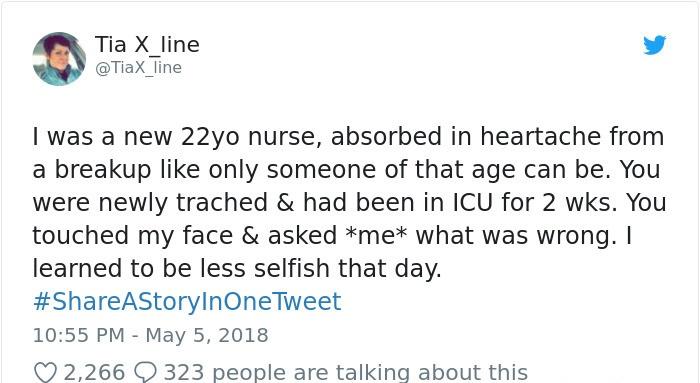 doctors' tweets