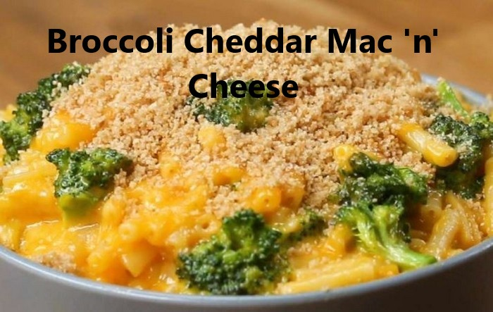 upgraded mac n cheese