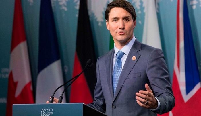 Peter Navarro's statement about Justin Trudeau