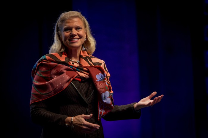 Ginni Rometty - President and CEO of IBM