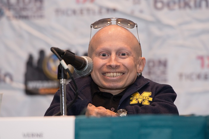 Verne Troyer died at age 49