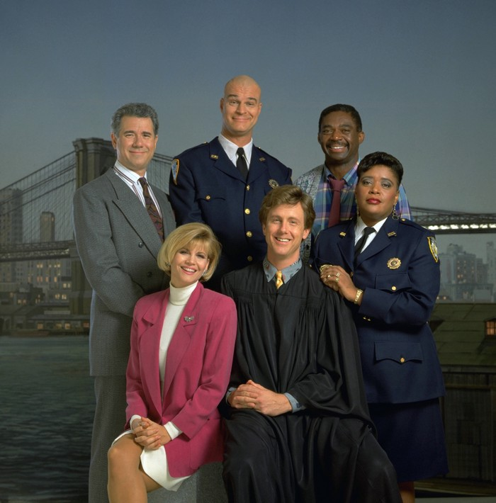 the staff of night court