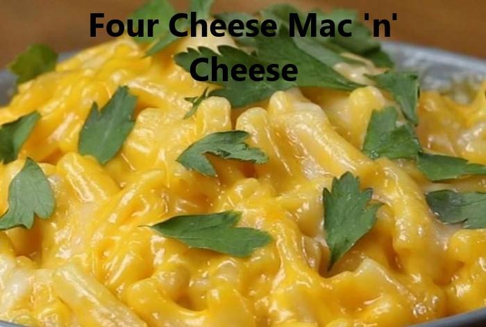 upgraded mac n cheese