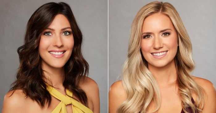 Lauren Burnham and Becca Kufrin