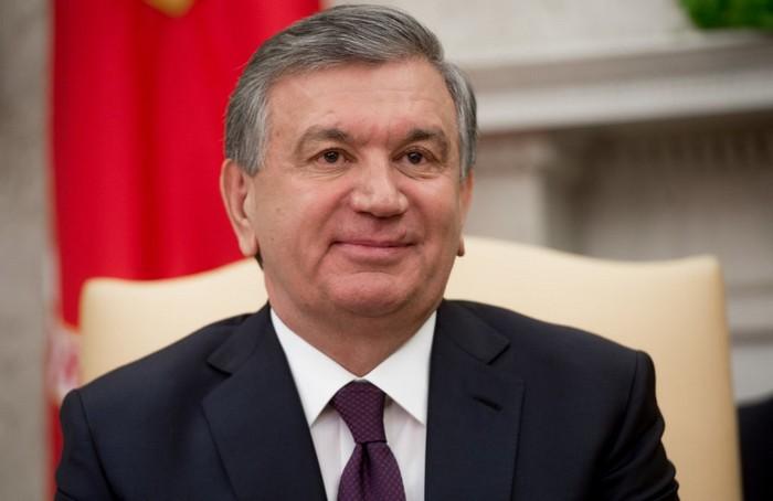 Shavkat Mirziyoev Visits Washington