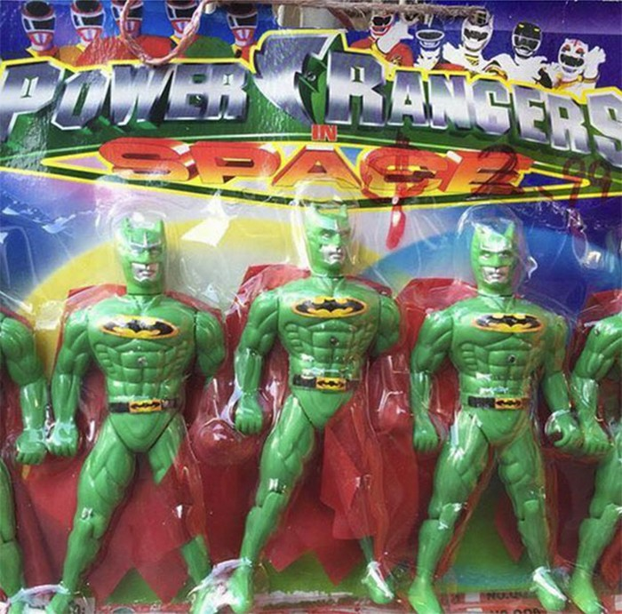 Toy design fails