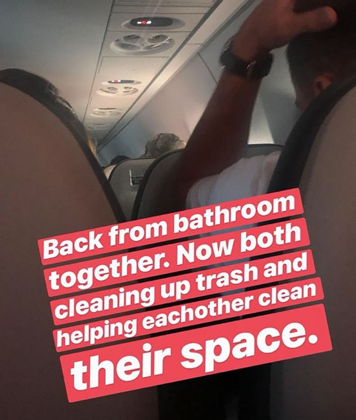 woman live tweets love story on a plane