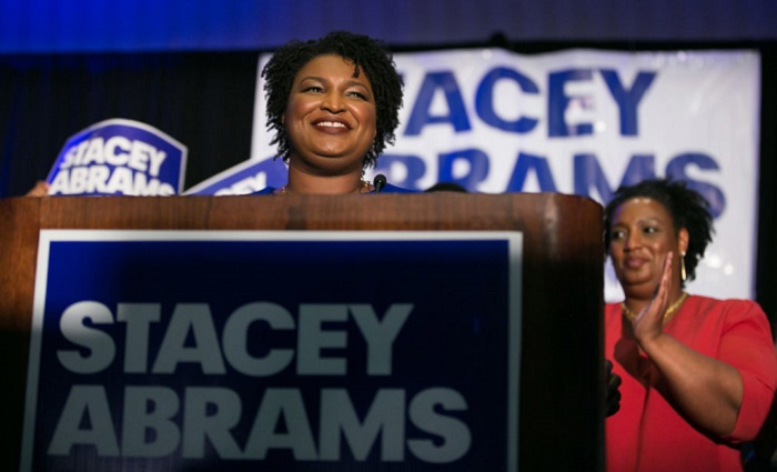 Stacey Abrams wins Georgia elections