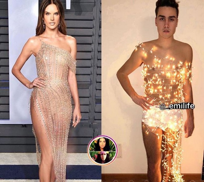 guy trolls celebrity fashion