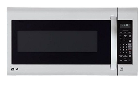 LG LMV2031ST Over-the-Range Microwave