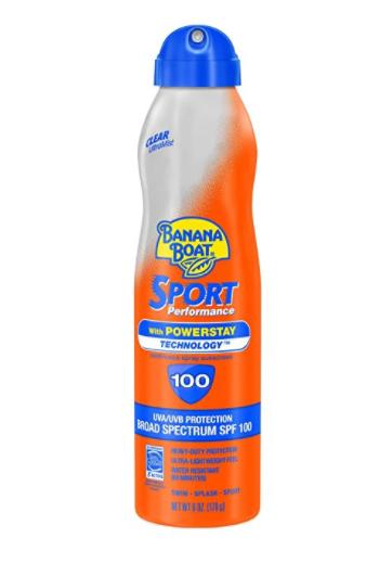 Banana Boat Sport Performance UltraMist SPF 100
