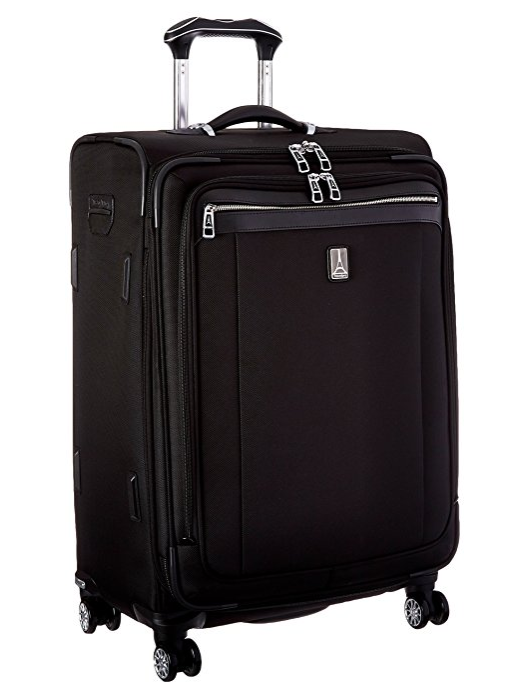 """Travelpro Platinum Magna 2 Expandable Spinner Suiter Suitcase, 25"""""""