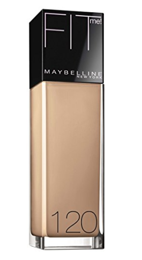 Maybelline Fit Me! Dewy and Smooth Foundation