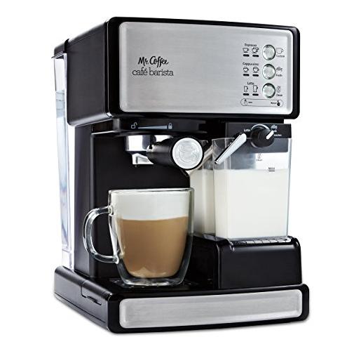 Mr. Coffee ECM1000 Café Espresso/Cappuccino System