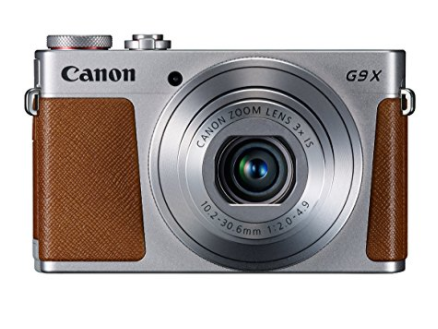 Cannon Powershot G9x