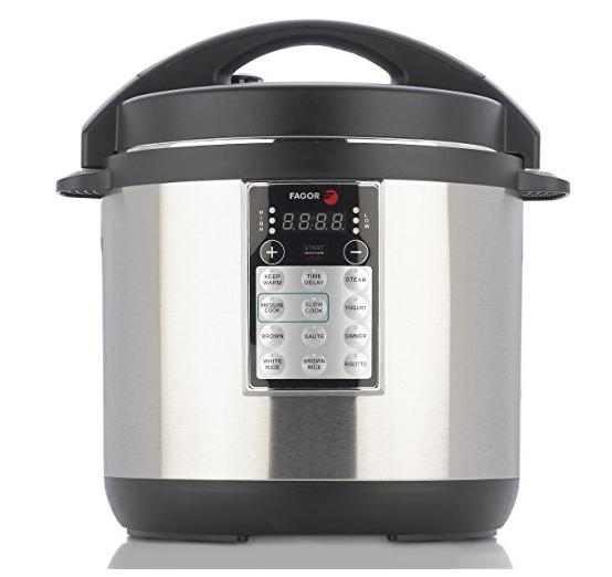 Fagor Lux Multi-Cooker, 8 Quart