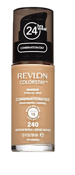 Revlon ColorStay Liquid Makeup for Combination/Oily Skin