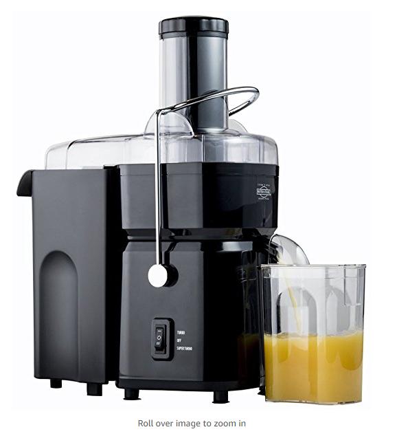 Nutri-Stahl Juicer Machine