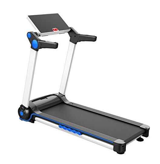 IUBU Fitness Folding Treadmill