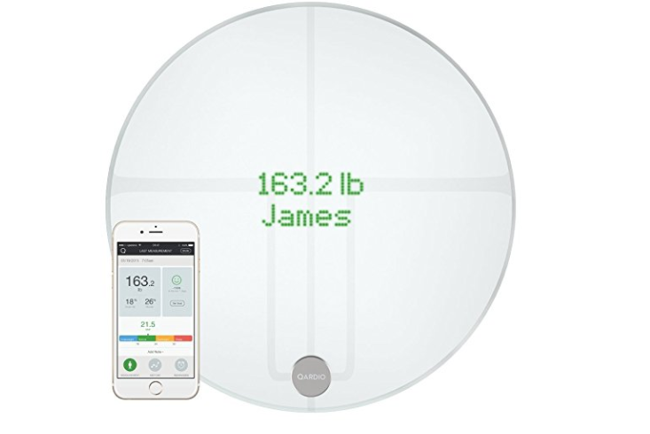 QardioBase2 Wireless Smart Scale