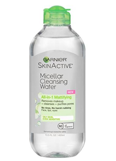 Garnier SkinActive Micellar Cleansing Water for Oily Skin