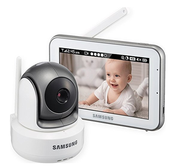 Samsung SEW-3043W BrightView Baby Monitoring System