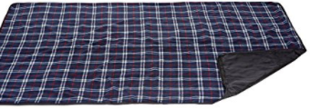 Practico Outdoors Extra-Large Picnic & Outdoor Blanket with Water-Resistant Backing