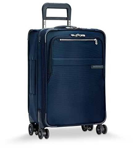 """Briggs & Riley Baseline Domestic Expandable Carry-On 22"""" Upright"""