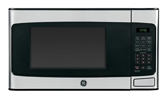 GE JES1145SHSS 1.1 Cubic Foot Microwave
